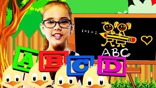 ABC ALPHABET SONG | ABC Songs for Children - Nursery Rhymes song for Children