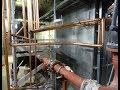 Подключение промышленных тепловых насосов (чиллеров) со спиральными компрессорами.  ТН воздух вода.