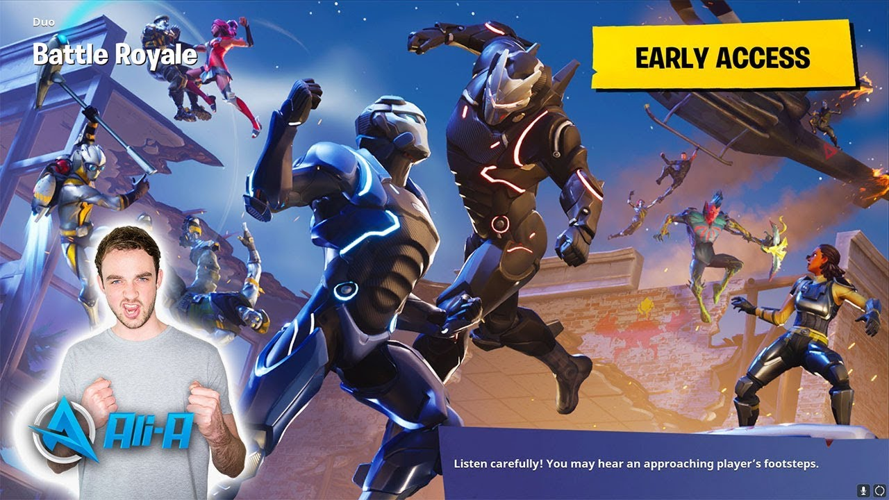 *NEW* OMEGA AND CARBIDE FIGHT! NEW FREE WEEK 5 TIER