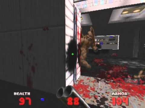 "Brutal Doom - ""Triton Lab"" (Threshold of Pain)"