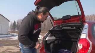 Обзор Datsun mi-DO (хэтчбек на базе Lada Kalina) с автоматической коробкой,