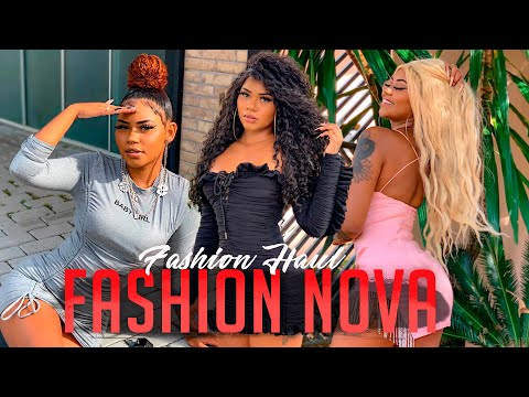 Fashion Haul   Fashion Nova: Os vestidos gringos mais estilosos ✨