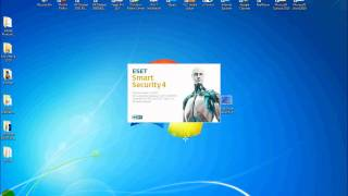 How To Get ESET Smart Security 4 Full Version Absolutely Free!!! (Not A Torrent) x32 bit!