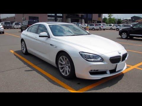2013 Bmw 640i Gran Coupe Exterior Interior Youtube