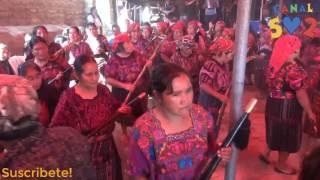 Gema India Baile de La Vara en Chicua 1 Febrero 20 2917