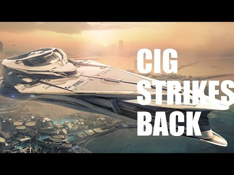 Star Citizen Update 4.0: CIG Strikes Back Against Allegations of Partial Response to Crytek