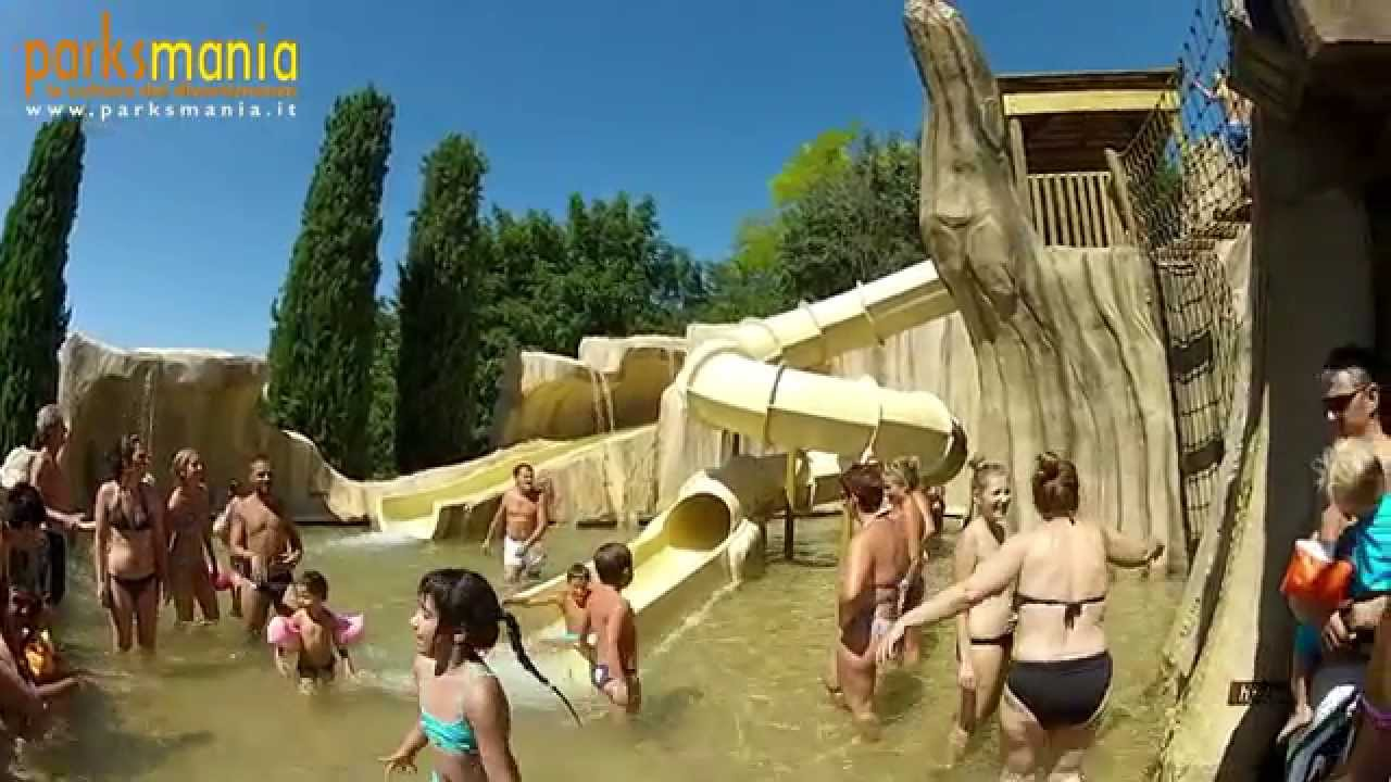 Parco Cavour ROBINSONS BEACH  YouTube
