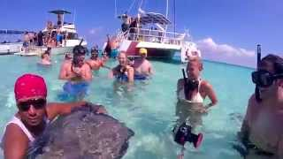 [GoPro] Stingray City Sandbar - Grand Cayman, Cayman Islands - Oct 2015