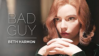 Beth Harmon | Bad Guy (The Queen's Gambit)