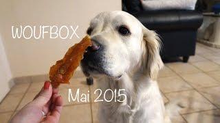 Je découvre la Woufbox de mai : Fais ce qu