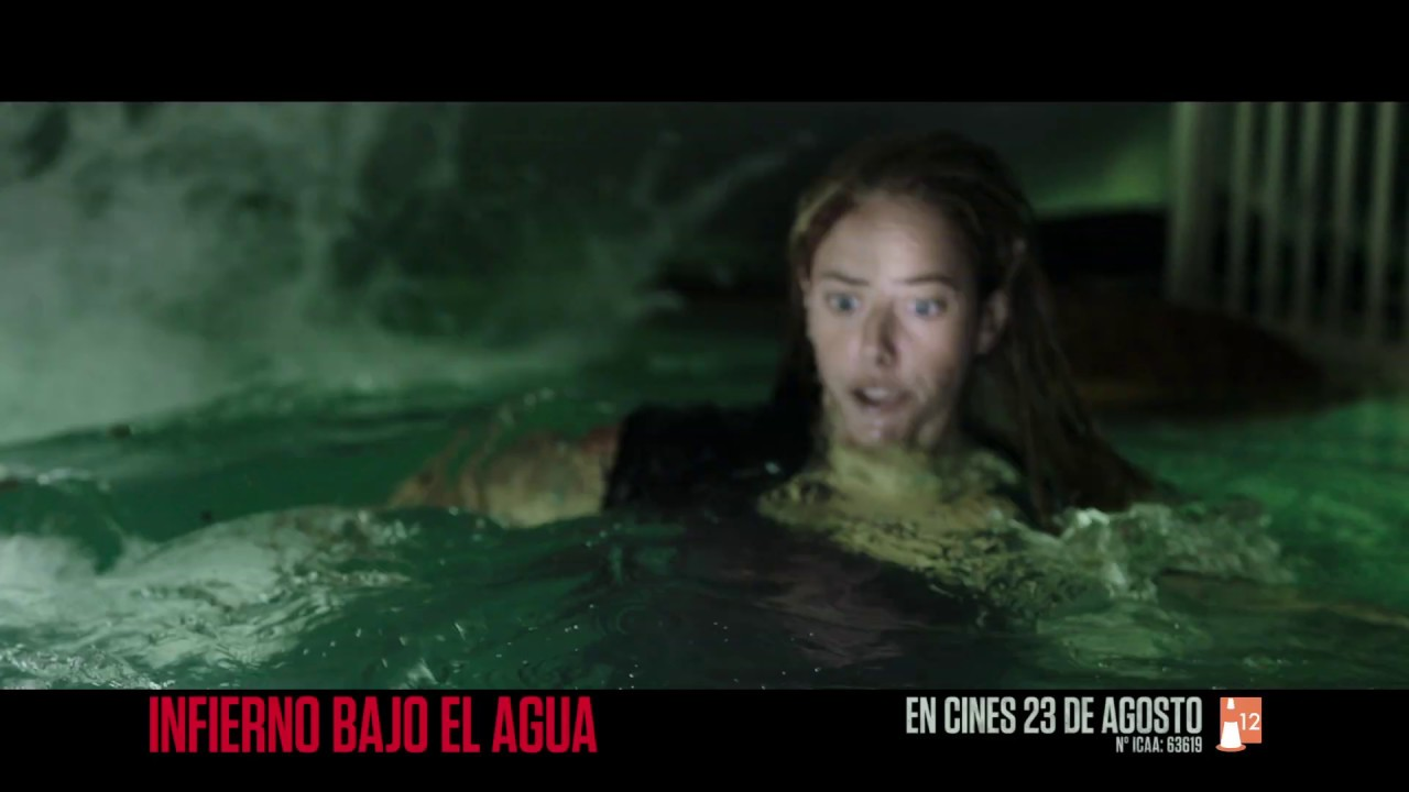Infierno Bajo El Agua Evil Paramount Pictures Spain Youtube