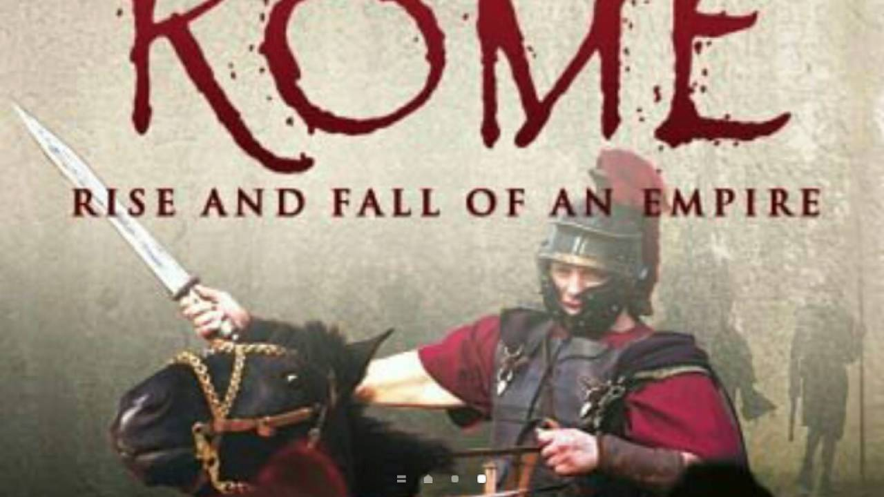 Ancient Rome: The Rise and Fall of an Empire - Wikipedia