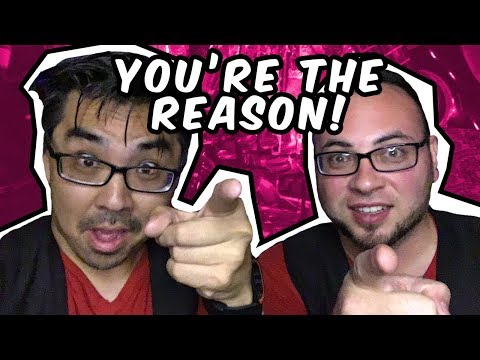 You're the reason! 👉GIVEAWAY!👈 🔴 LIVE STREAM