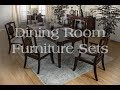 Dining Room Furniture Sets at A Better Bed Mattress Factory and Furniture Store in Fresno Ca
