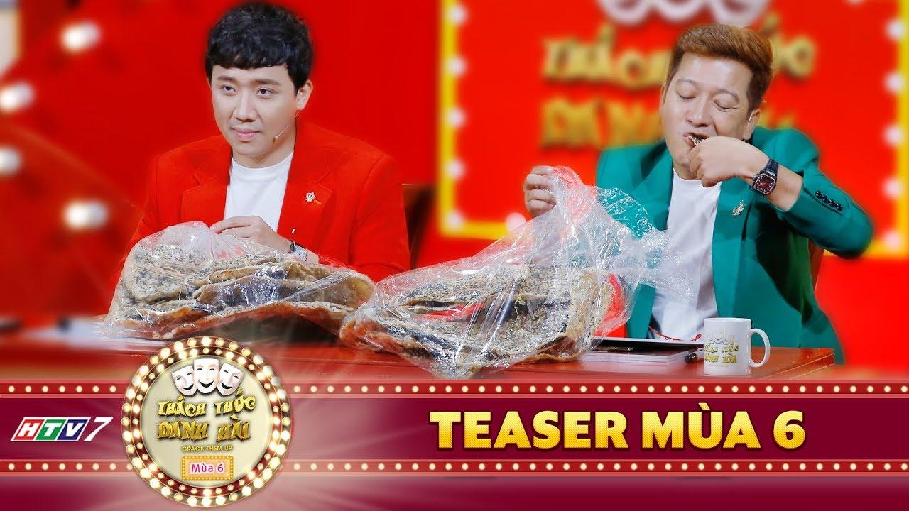 Thách thức danh hài 6|Teaser: Ăn bất chấp Trường Giang sắp gia nhập hội người mập của Trấn Thành?