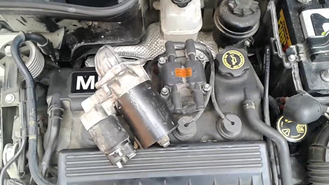 mini cooper motor starter wiring wiring diagram load 2003 mini cooper stater remove replace youtube [ 1280 x 720 Pixel ]