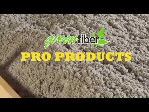 Greenfiber Pro Products with The Home Depot