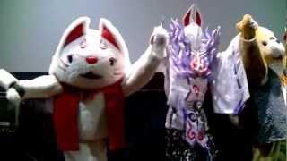 H24.03.09薩摩剣士隼人 第一部完結編 劇場版舞台挨拶①