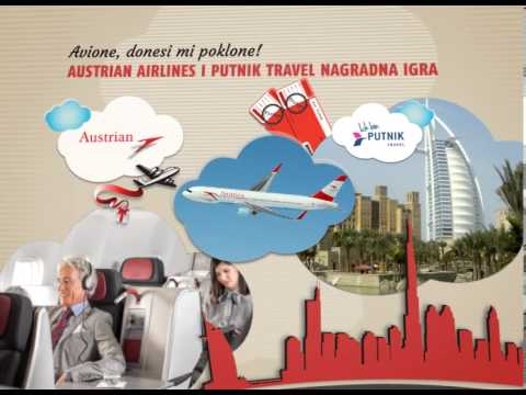 NAGRADNA IGRA Putnik Travel & Austrian Airlines