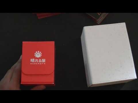 How to make magnetic deck boxes secure for only $1 Hareruya