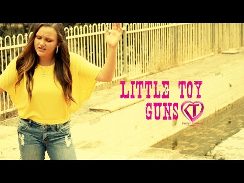 "Carrie Underwood ""Little Toy Guns"" Cover"