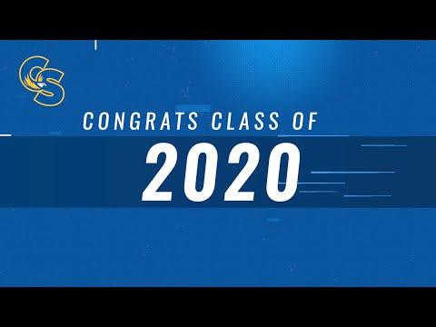 Carl Sandburg High School Class of 2020 Virtual Graduation