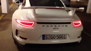 Lagerfeuer Campfire Porsche 911 GT3 (991)