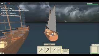 Cargo racing, serpent against heron | ROBLOX Tradelands