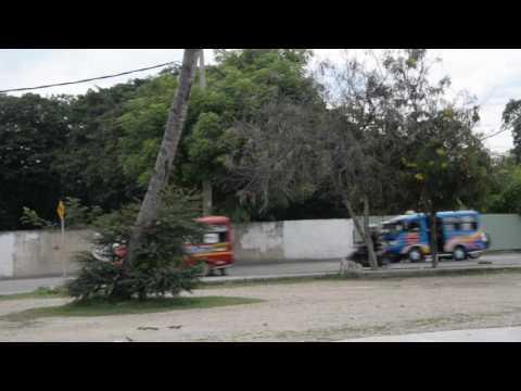 アキーラさん観察!東ティモール・ディリ・2017年3月下旬の大統領選挙に向けての街宣(集団)Dili in East Timor