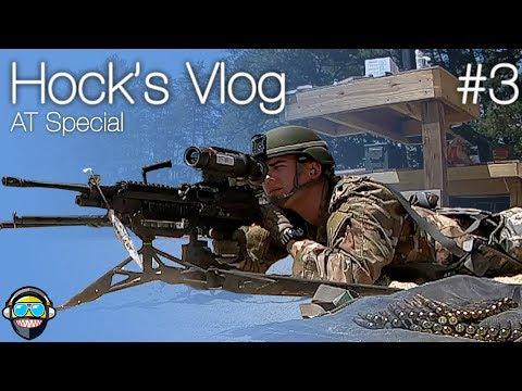 ANNUAL TRAINING SUPER-VLOG! | Hock's Vlog #3