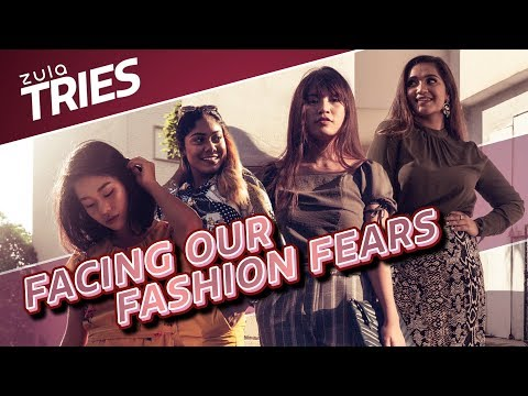 ZULA Tries: Facing Our Fashion Fears | EP 18
