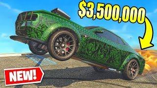 das *NEUE* 1.600.000 $ SUPER MUSCLE CAR mit Spezialfunktion!