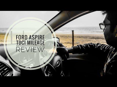 Ford Figo Aspire 1.5 TDCi Mileage (Fuel Economy) Drive Review