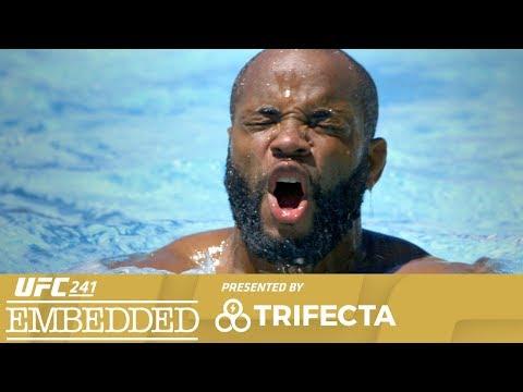 UFC 241 Embedded: Vlog Series - Episode 1