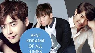 MY BEST KOREAN DRAMA SERIES OF ALL TIMES (TOP 40 LIST) ALL GENRE PART -2