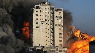 Израиль нанес серию авиаударов по сектору Газа