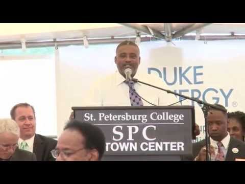 Grand Opening of the St. Petersburg College Midtown Center