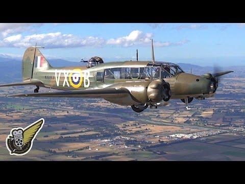 Avro Anson Mk.1 - A WW2 Time Warp
