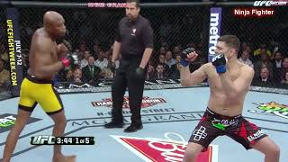 MMA & BOXING FUNNY MOMENTS |ANDERSON SILVA DANCING SKILLS |