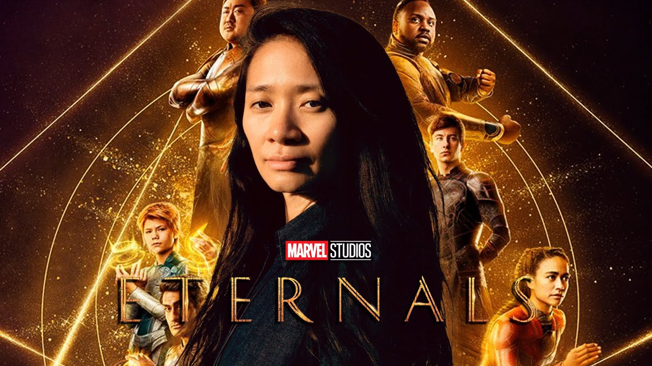 Eternals Director Chloé Zhao on Having the First LGBTQ Relationship and Love Scene in the MCU