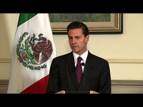 Mexico president says drug lord's escape an 'affront'