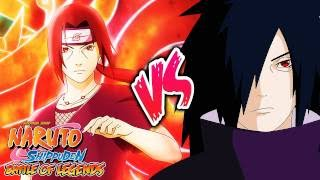 Itachi Uchiha VS Madara Uchiha WHO