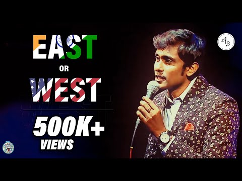 East or West- Standup Comedy - Alexander Babu