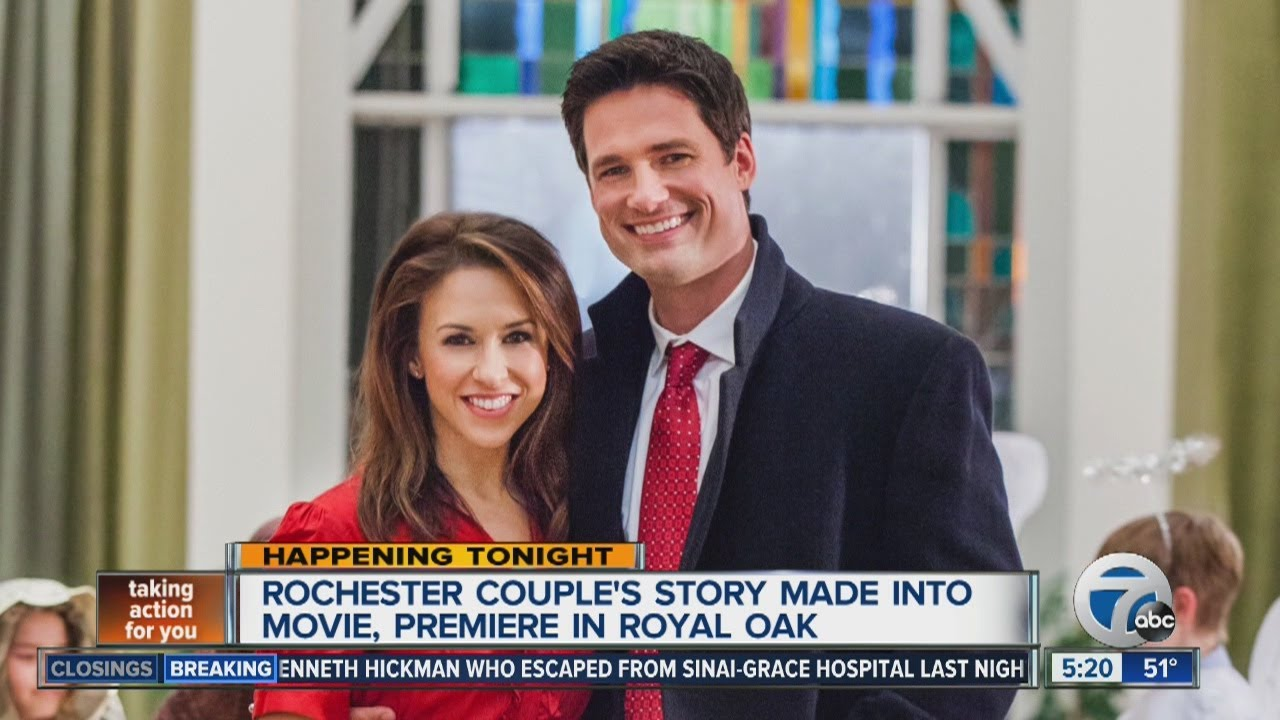 Interview With Warren Christie And Lacey Chabert From The Color Of