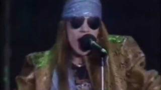 Guns N Roses Mr Brownstone Live At The Ritz 1988