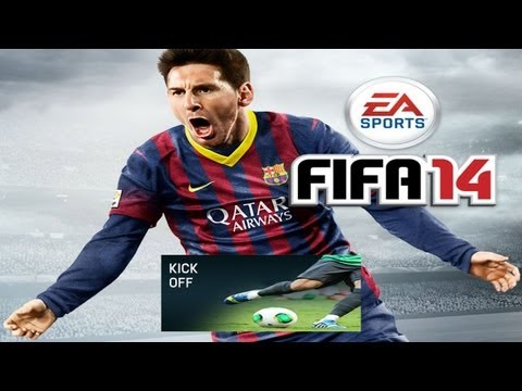 FIFA 14 By EA SPORTS - Universal - HD (Kick Off) Gameplay Trailer