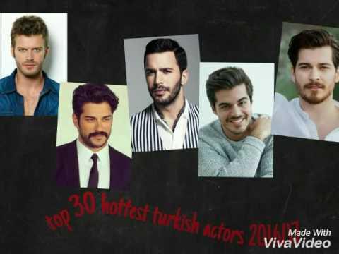 Top 30 hottest turkish actors 2016/2017