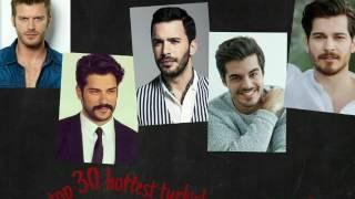 Top 30 hottest turkish actors 2016 2017