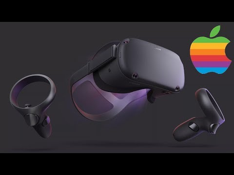 Oculus Quest/Go Mac Sideloading Tutorial - Install Any APK/Game/Application