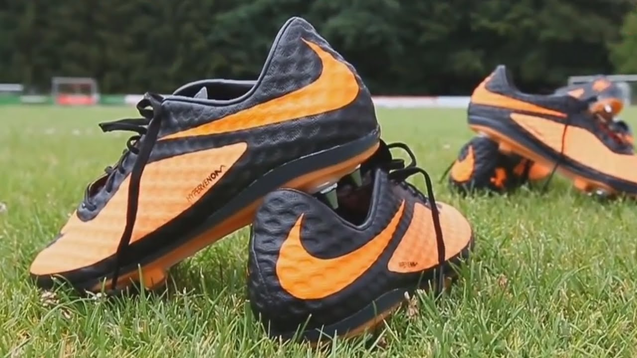 Nike HyperVenom Phantom SG Boot Test by
